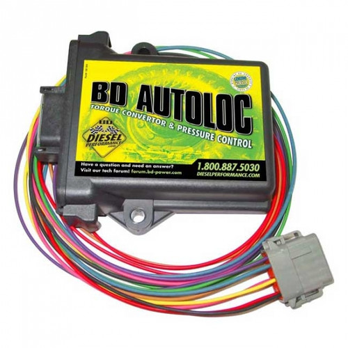 BD-Power 1031300 AutoLoc Lockup Controller 2003-2007 Ford 6.0L Powerstroke