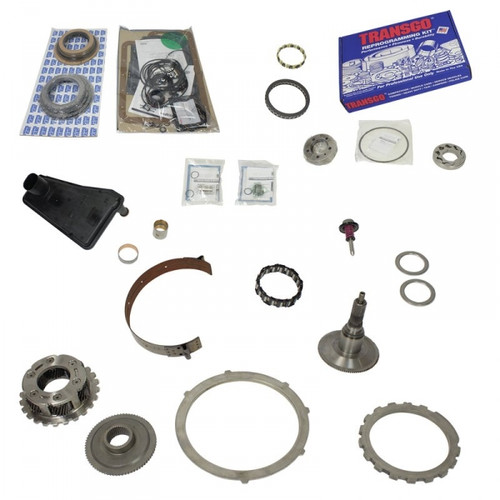 BD-Power 1062114-4 Stage 4 Transmission Build-It Kit 1995-1997 Ford E4OD 4WD
