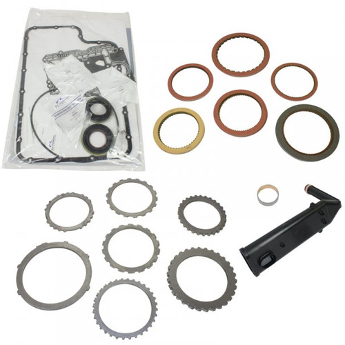 BD-Power 1062141 Stage 1 Transmission Build-It Kit 2005-2007 Ford 6.0L Powerstroke (Stock HP)