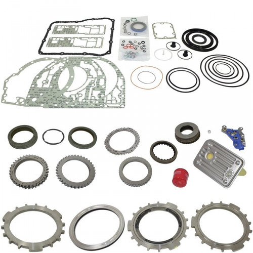 BD-Power 1062224 Stage 4 Transmission Build-It Kit 2006-2007 GM 6.6L Duramax LBZ