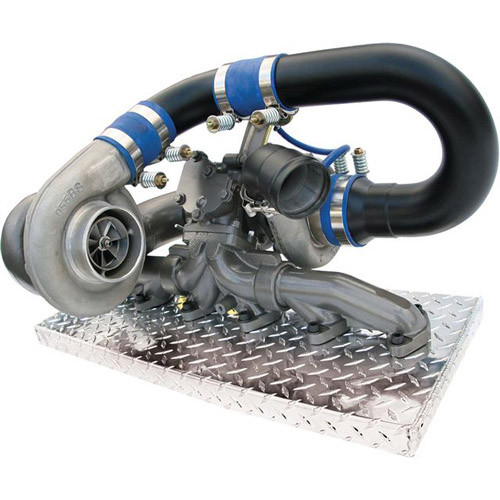 BD-Power R700 Tow & Track Twin Turbo Kit 1045410