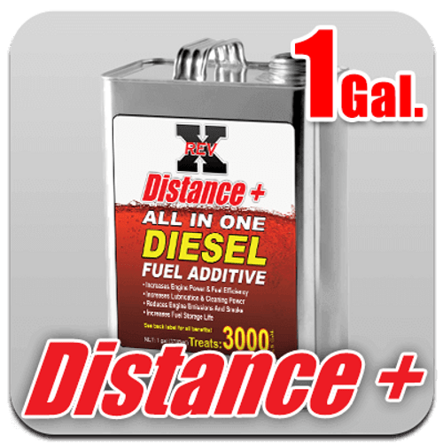 Distance + Fuel Additive 1 US Gallon Bottle (1GAL)