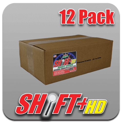 SHIFT+ HD Manual Transmission Fluid (32oz) (case)