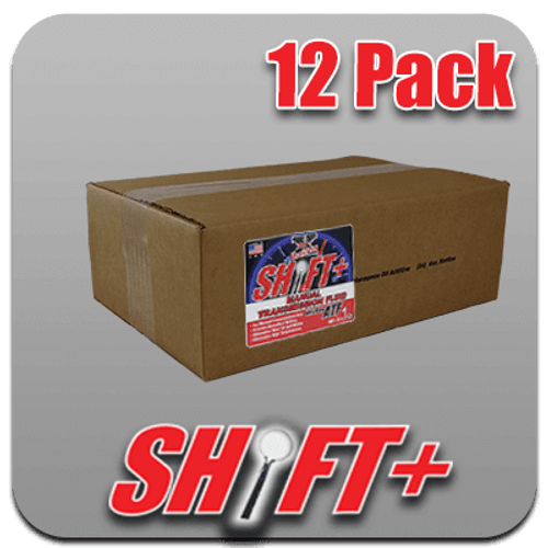 SHIFT+ Manual Transmission Fluid (32oz) (case)
