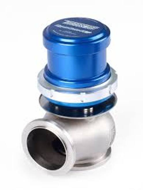 Turbosmart 45mm Hyper Gate HP External Wastegate (Blue)
