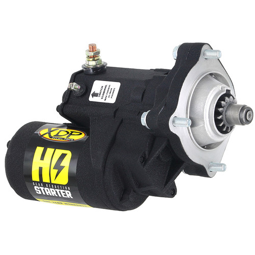 XDP Wrinkle Black Gear Reduction Starter XD257