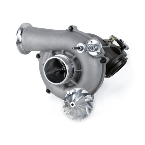 1999.5-2003 7.3L Dieselsite Wicked Ball Bearing Turbo (GTP38) Replacement