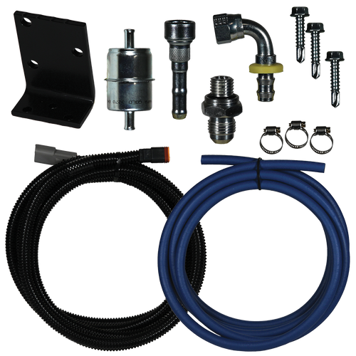 1998.5-2002 Dodge Cummins Replacement Pump (DRP02) Relocation Kit