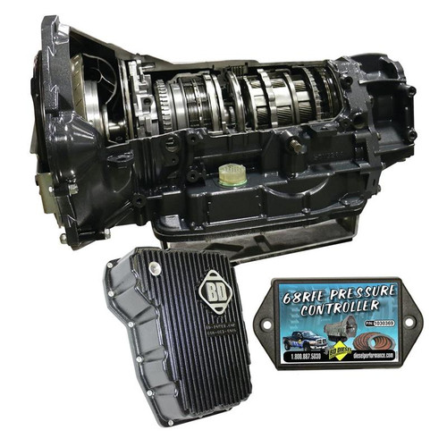 BD-Power Tow & Street 68RFE Transmission 2007.5-2017 Dodge 6.7L Cummins with 68RFE Transmission