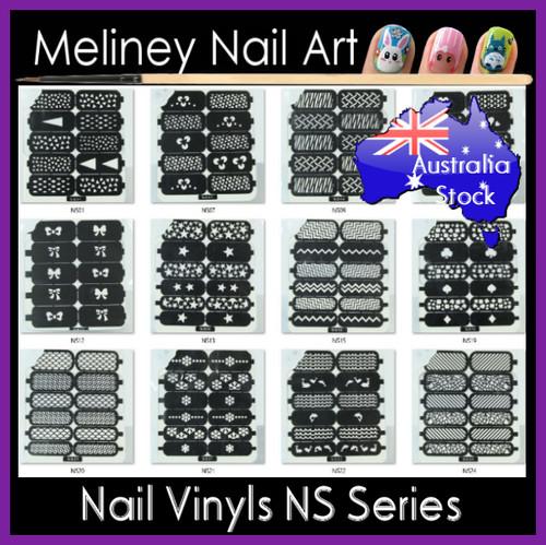 ns nail vinyl