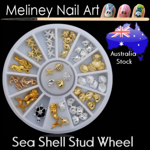 sea shell stud wheel