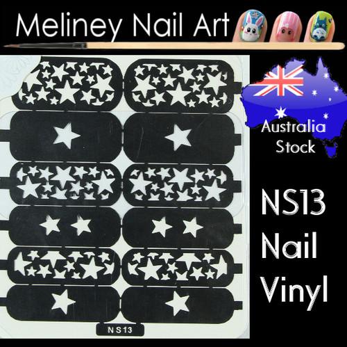 NS13 nail vinyl