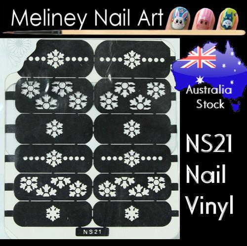 NS21 nail vinyl
