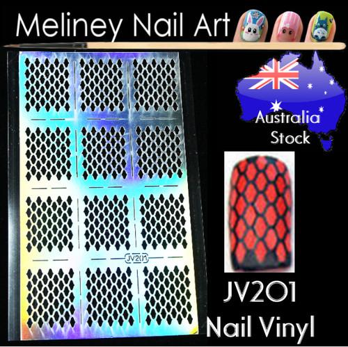 JV201 nail vinyl