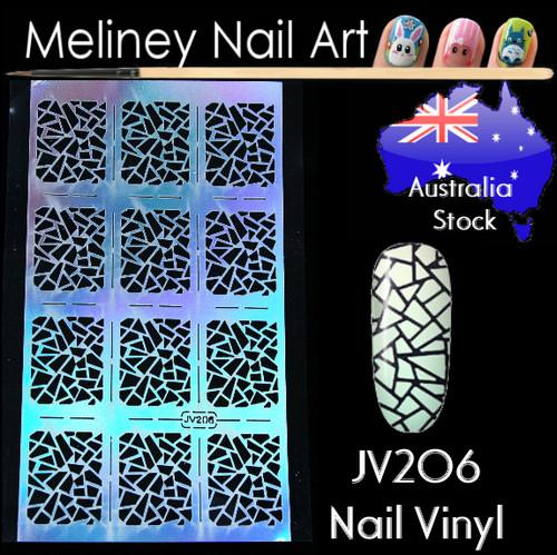 JV206 nail vinyl