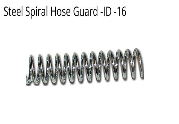 Steel Spiral Hose Guard -ID -16