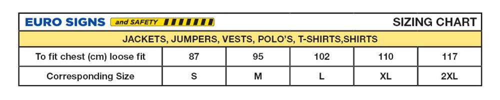 Hi Vis Reversible Waterproof Vest YLW 3M Reflective (Large)