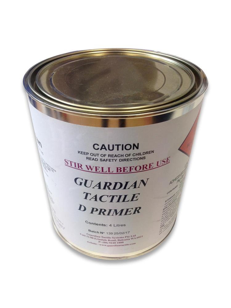 GUARDIAN TACTILE D PRIMER (4L)