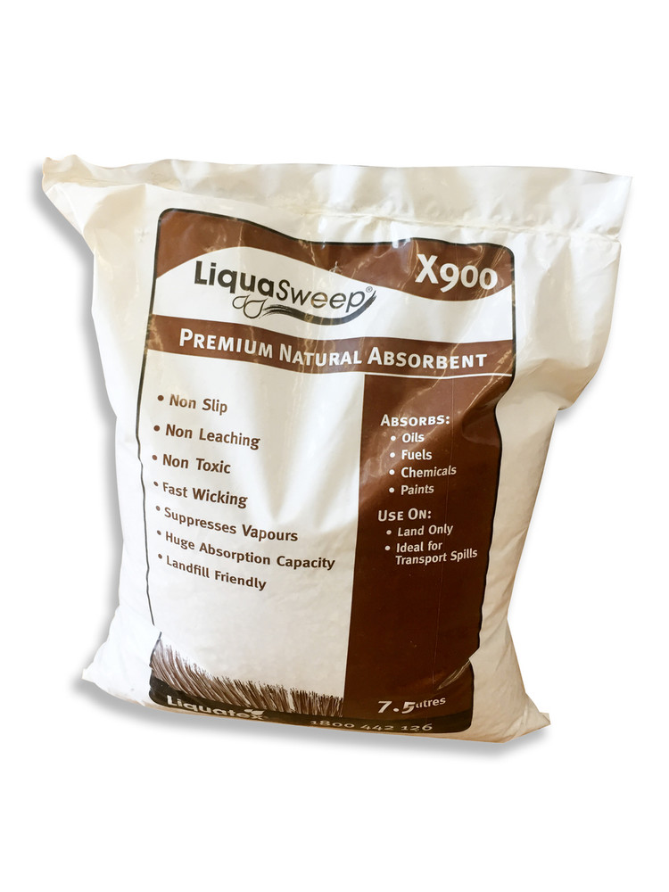 LiquaSweep X900 3.75 kg bag (Chem.)