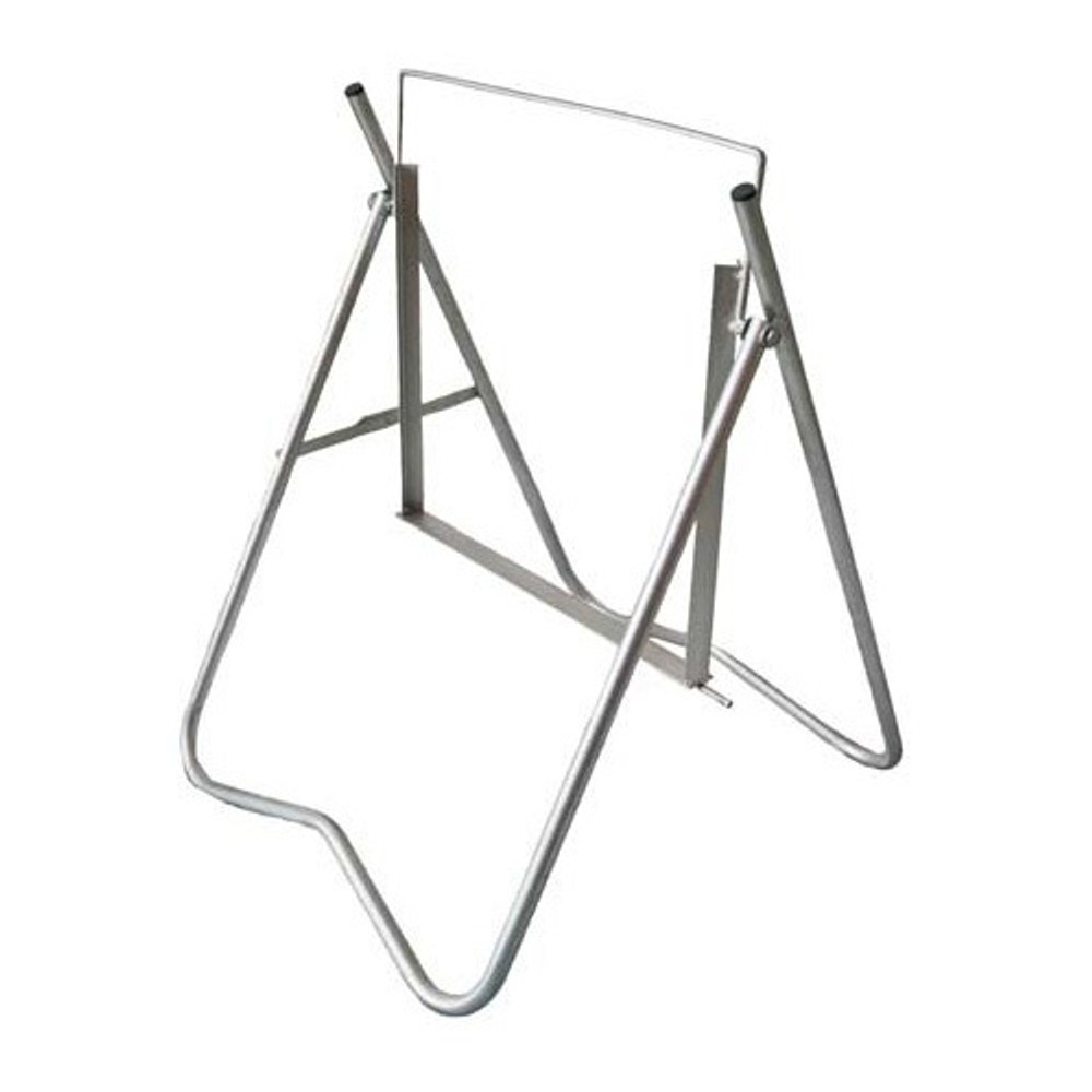 Quadraped COREFLUTE Swing Frame Stand to suit 600x600mm