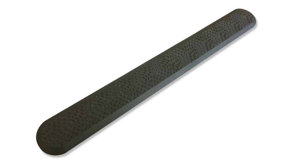 Tactile BLK DIRECTIONAL 298x35 Strip Urethane