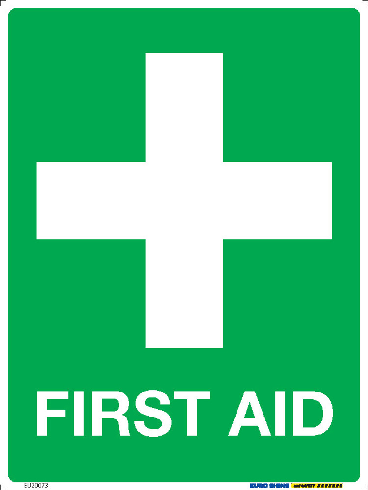 FIRST AID 225x300 POLY