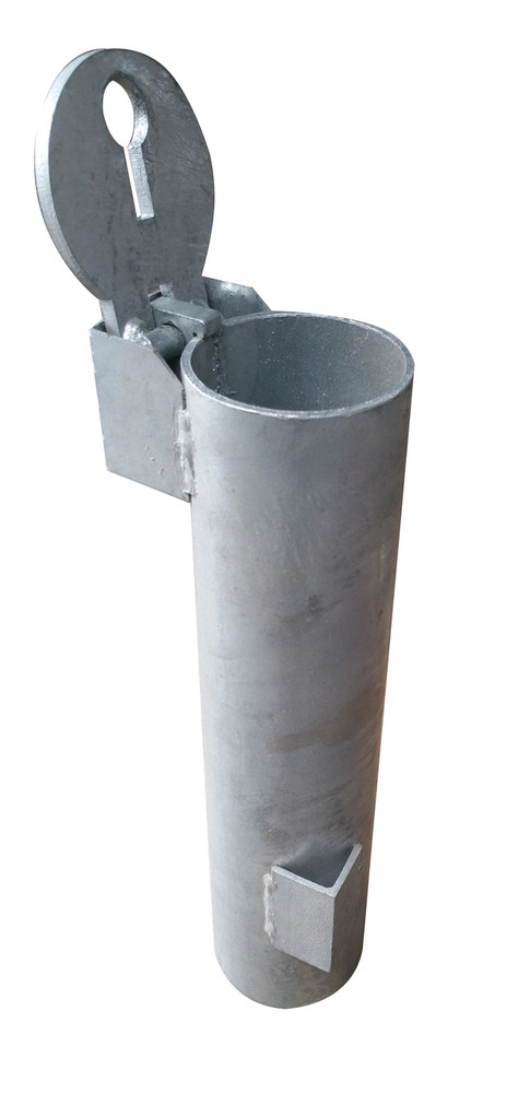 Sleeve-lok 63mm diameter in-ground SLEEVE - NEW CONCRETE