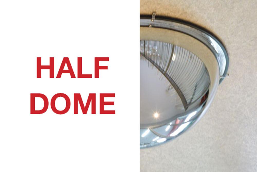Convex mirror - half DOME 600mm
