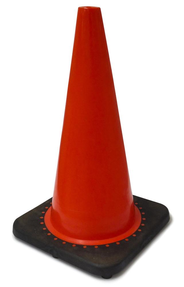450mm Traffic Cone PLAIN