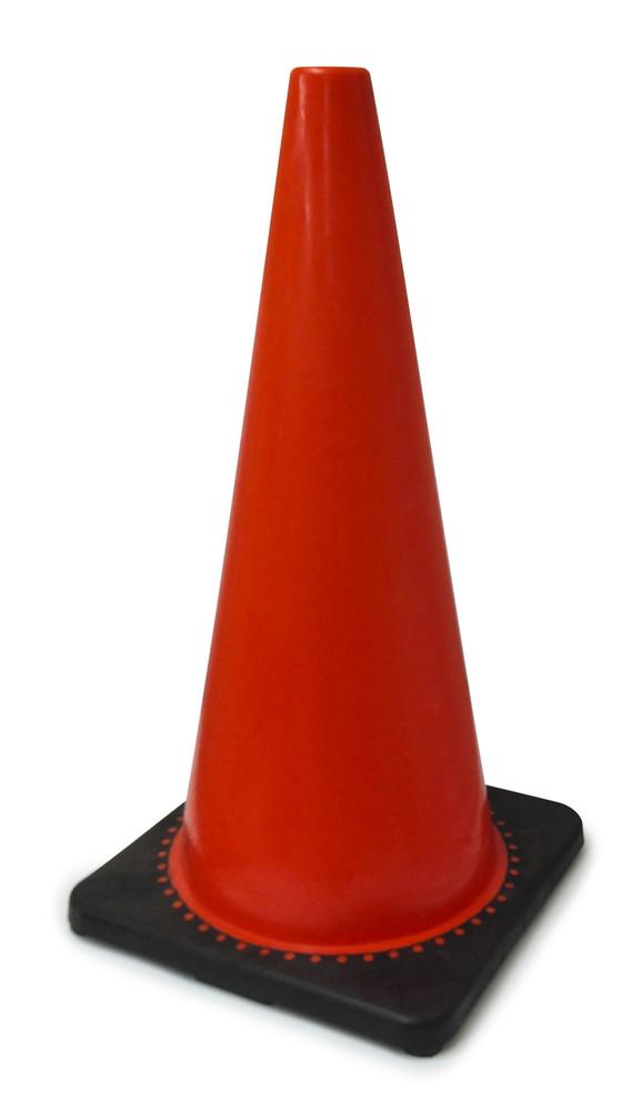700mm Traffic Cone PLAIN