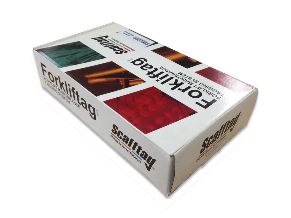 FORKLIFTAG - 2 HOLDER 5 INSERT KIT