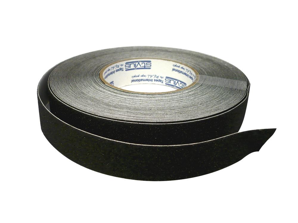 25mm Anti-Slip Tape 18 metres BLACK