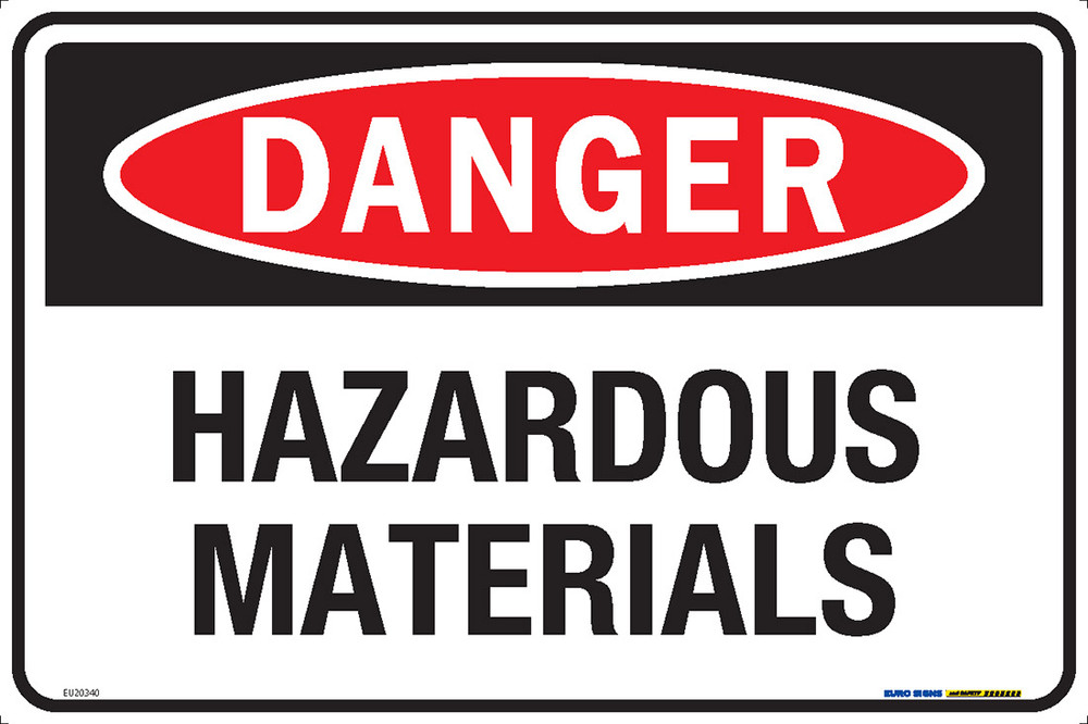 DANGER HAZARDOUS MATERIALS 450x300 MTL