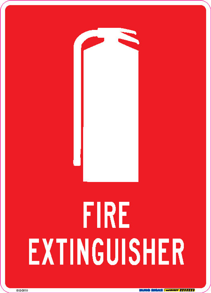 FIRE EXTINGUISHER 180x250 DECAL