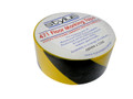 48mm 471 Floor Marking Tape 33mtr roll YLW/BLK