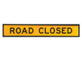 1800x300 Box Section ROAD CLOSED
