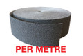 60mm Carbide Nosing Tape GREY - PER METRE