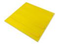 Tactile 300x300 DIRECTIONAL YELLOW Self Adhesive Polyurethane