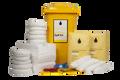 Spill kit - 240 LTR BIN - Oil & Fuel - STD