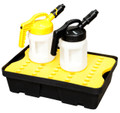 Spill Tray with grate - 20 Ltr