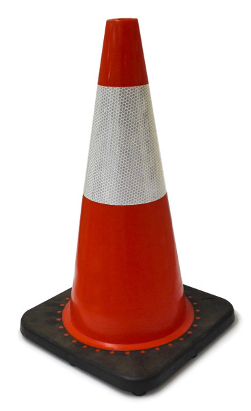 450mm Traffic Cone REFLECTIVE