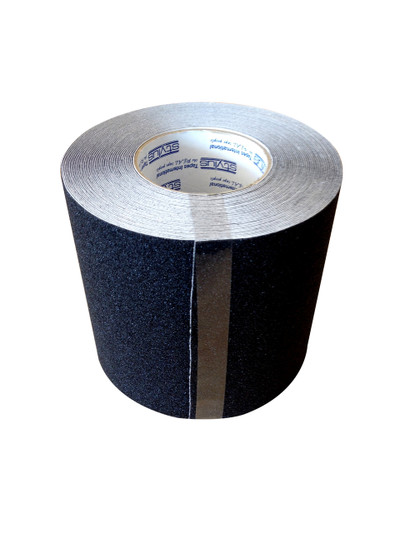 150mm Anti-Slip Tape 18 metres BLACK