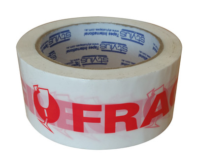 50mm FRAGILE Packing tape 48mmx60mtr ROLL