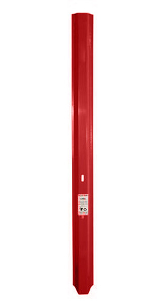 Durapost STEEL GUIDE POST - RED (No Delineation)