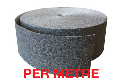 70mm Carbide Anti-Slip Tape GREY - PER METRE
