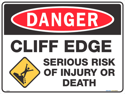 DANGER CLIFF EDGE 600x450 MTL