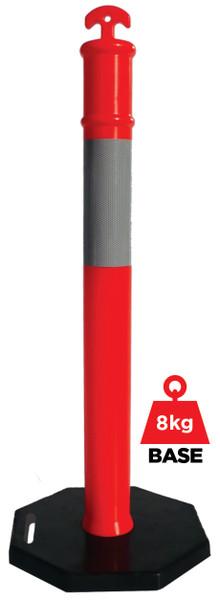 8KG T-Top Stem & Base PACKAGE