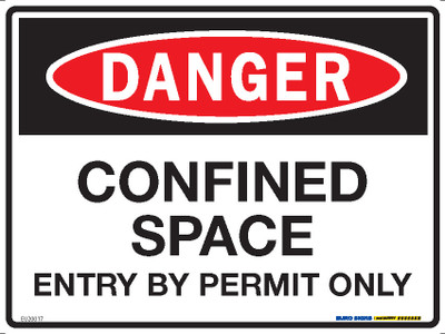 DANGER CONFINED SPACE ENTRY PERMIT 300x225 MTL