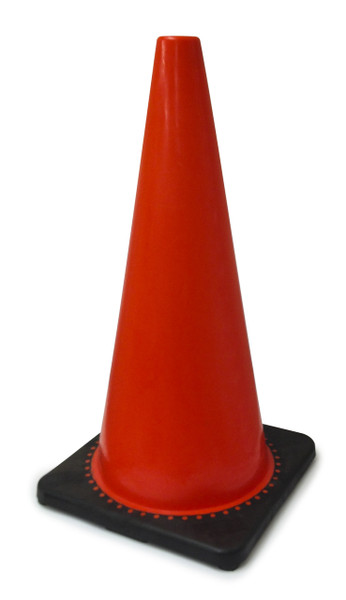 700mm Traffic Cone PLAIN