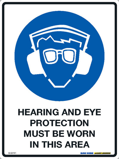 HEARING/EYE MUST BE WORN IN THIS AREA 225x300 MTL